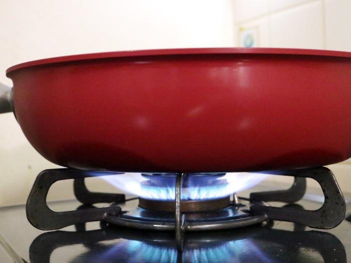 焼きムラテスト