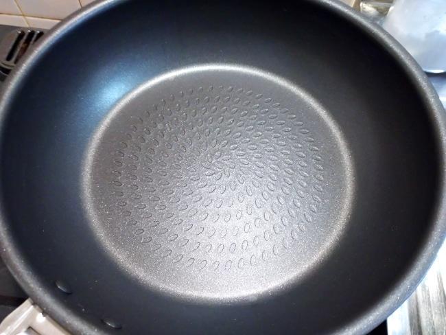 薄焼き卵作り1