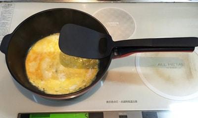 調理中にツールをくっつけておける