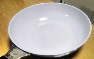 1年3ヶ月以上使用したセラブリッドの調理面