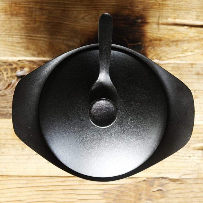 柳宗理の鉄鍋22cm